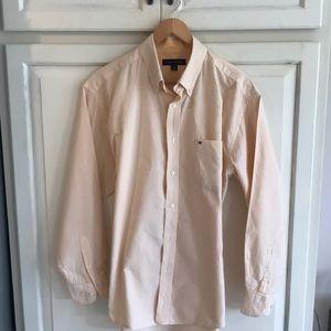 Tommy Hilfiger Dress Shirt. Size L